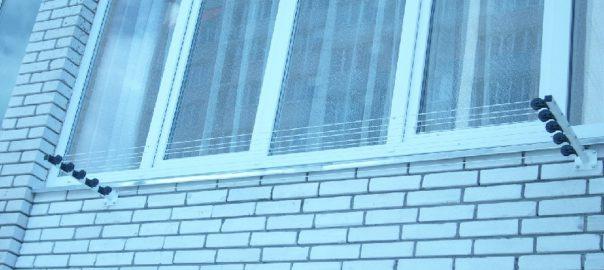 Балконная сушилка на окно в Сочи