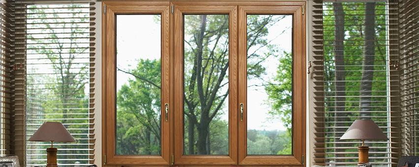 Заказать деревянные окна в Сочи